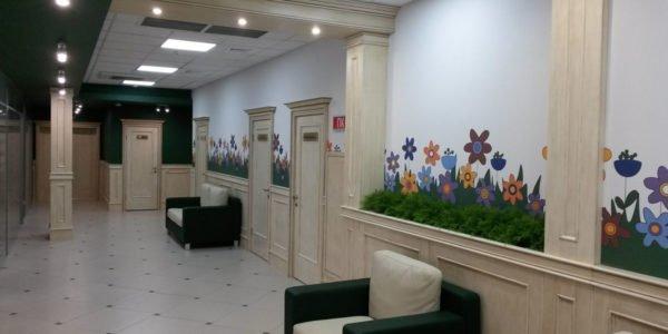 Ремонт и отделка помещения