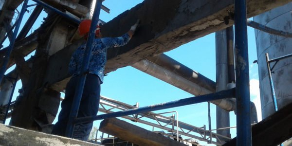 ремонт железобетонных конструкций