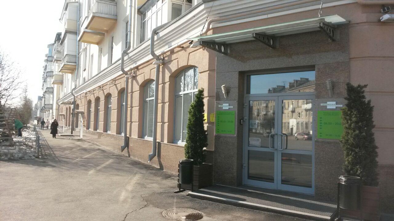 Монтаж мокрого фасада в стоматологии г. Казань